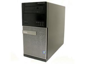 Dell OptiPlex 3020 MT/Core i5-4570 @ 3.2 GHz/8GB DDR3/2TB HDD/DVD-RW/No OS