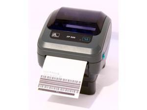 Zebra ZP 500 Plus ZP500-0103-0020 Direct Thermal Barcode Label Printer  (USB/Peeler/Serial) 203DPI - Newegg com