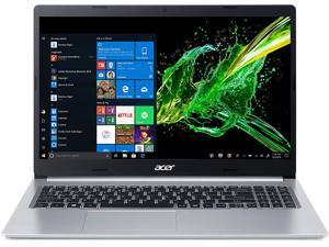 """Acer Aspire 5 Slim Laptop, 15.6"""" Full HD IPS Display, 10th Gen Intel Core i3-10110U, 4GB DDR4, 128GB PCIe NVMe SSD, Intel Wi-Fi 6 AX201 802.11ax, Backlit KB, Windows 10 in S Mode, A515-54-37U3"""