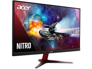 "Acer Nitro VG272 Xbmiipx 27"" Full HD (1920 x 1080) IPS 240Hz 0.1ms VESA Certified DisplayHDR400 G-SYNC Compatible Gaming Monitor with Display Port, 2x HDMI Ports and VESA Compatible"
