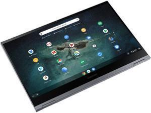"Samsung - Galaxy 13.3"" 4K Ultra HD Touch-Screen Chromebook - Intel Core i5 - 8GB Memory - 256GB SSD - Mercury Gray Laptop Notebook XE930QCA-K02US"