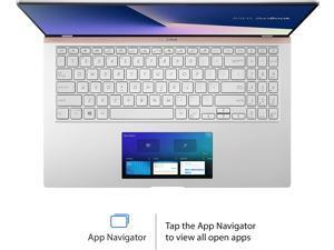"ASUS ZenBook 15 Laptop, 15.6"" UHD 4K NanoEdge Display, Intel Core i7-10510U, GeForce GTX 1650, 16GB, 512GB PCIe SSD, ScreenPad 2.0, Amazon Alexa Compatible, Windows 10, Icicle Silver, UX534FTC-AS77"