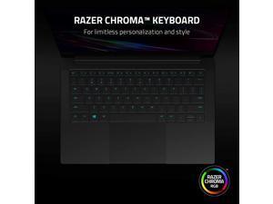 "Razer Blade Stealth 13 Ultrabook Gaming Laptop: Intel Core i7-1065G7 4 Core, NVIDIA GeForce GTX 1650 Ti Max-Q, 13.3"" 1080p 60Hz, 16GB RAM, 512GB SSD, CNC Aluminum, Chroma RGB, Thunderbolt 3, Black"