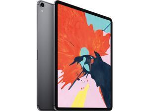 "Apple iPad Pro 12.9"" (256GB, Wi-Fi + Verizon 4G LTE, Space Gray, Previous Gen) Tablet MTHX2LL/A"