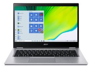 """Acer Spin 3, 2-in-1 Laptop, 14"""" Full HD IPS Touch, 10th Gen Intel Core i7-1065G7, 8GB RAM, 512GB SSD, Rechargeable Active Stylus, SP314-54N-77L5 Notebook PC Computer Tablet"""