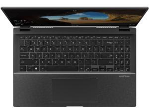 "ASUS - 15.6"" 4K Ultra HD Touch-Screen Gaming Laptop - Intel Core i7 - 16GB Memory - NVIDIA GeForce GTX 1050 - 1TB SSD - Gun Gray Q537FD-BI7T7 Tablet PC Notebook Computer"