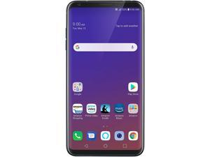LG V35 ThinQ with Alexa Hands-Free Unlocked – 64 GB – Aurora Black Cell Phone Smart Smartphone