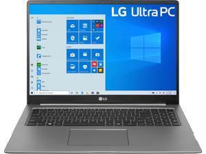 "LG Ultra PC 17"" Laptop - Intel Core i5 - 16GB Memory - NVIDIA GeForce GTX 1650 - 512GB SSD - Dark Silver Notebook PC Computer 17U70N-R.AAS7U1"