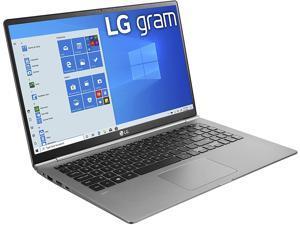 "LG Gram Laptop - 15.6"" Full HD IPS, Intel 10th Gen Core i5 (10210U CPU), 8GB DDR4 2666MHz RAM, 512GB NVMeTM SSD, Up to 21 Hours Battery, Intel UHD Graphics - 15Z995-U.ARS6U1 (2020) Notebook"