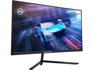 "Sceptre IPS 27"" LED Gaming Monitor G-to-G 1ms HDMI DisplayPort up to 144Hz AMD FreeSync Premium Build-in Speakers, Edgeless Machine Black 2021 (E275B-FPN168)"