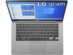 "LG Gram Laptop 14Z995-U.ARS6U1 14"" Full HD IPS, Intel 10th Gen Core i5 (10210U CPU), 8GB DDR4 2666MHz RAM, 512GB NVMeTM SSD, Up to 22.5 Hours Battery, Intel UHD Graphics Notebook"