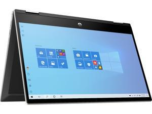 """HP - Pavilion x360 2-in-1 14"""" Touch-Screen Laptop - Intel Core i3 - 8GB Memory - 128GB SSD - Natural Silver 14M-DW0013DX Notebook Tablet"""