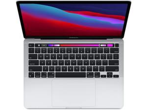 New Apple MacBook Pro with Apple M1 Chip (13-inch, 8GB RAM, 256GB SSD Storage) - Silver (Latest Model) MYDA2LL/A Notebook Laptop