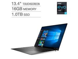 """Dell XPS 13.4"""" Touchscreen Laptop i7 EVO 16GB 1TB SSD XPS9310-7351SLV-PUS Notebook PC Computer"""