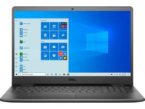 """Dell - Inspiron 15.6"""" Laptop - Intel Core i5 - 12GB Memory - 256GB Solid State Drive - Black Notebook i3501-5081BLK-PUS"""