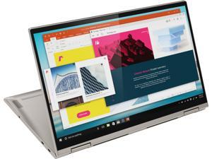 """Lenovo Yoga C740 2-in-1 15.6"""" Touch Screen Laptop - Intel Core i7 - 12GB Memory - 512GB SSD - Mica Tablet 81TD0077US"""