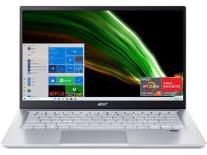 "Acer Swift 3 Thin & Light Laptop | 14"" Full HD IPS 100% sRGB Display | AMD Ryzen 7 5700U Octa-Core Processor | 8GB LPDDR4X | 512GB NVMe SSD | WiFi 6 | Backlit KB | FPR | Amazon Alexa | SF314-43-R2YY"