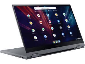 "Samsung - Galaxy Chromebook 2 - 13.3"" QLED Touch-Screen - Intel® Core™ i3 - 8GB Memory - 128GB eMMC - Mercury Gray XE530QDA-KB1US Laptop Notebook"