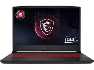"MSI GL66 Gaming Laptop: 15.6"" 144Hz FHD 1080p Display, Intel Core i7-11800H, NVIDIA GeForce RTX 3070, 16GB, 512GB SSD, Win10, Black (11UGK-001)"