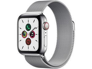 Apple Watch Series 5 (GPS + Cellular, 40mm) - ? Stainless Steel Case with Milanese Loop