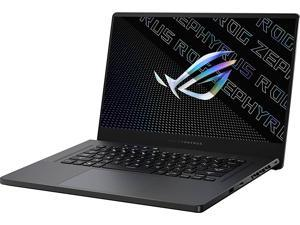 "ASUS - ROG Zephyrus G15 15.6"" QHD Laptop - AMD Ryzen 9 - 16GB Memory - NVIDIA GeForce RTX 3080 - 1TB Solid State Drive - Eclipse Gray GA503QS-BS96Q Notebook PC"