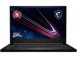 "MSI - GS66 15.6"" Gaming Laptop - Intel Core i7 - NVIDIA GeForce RTX 3060 - 1TB SSD - 16GB Memory - Black"