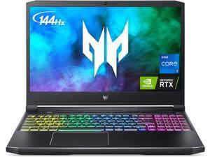 "Acer Predator Helios 300 PH315-54-760S Gaming Laptop | Intel i7-11800H | NVIDIA GeForce RTX 3060 Laptop GPU | 15.6"" Full HD 144Hz 3ms IPS Display | 16GB DDR4 | 512GB SSD | Killer WiFi 6 | RGB Keyboard"