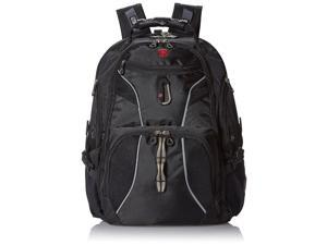 SwissGear ScanSmart Laptop Computer Backpack SA1923 (Black) Fits Most 15 Inch Laptops Notebooks