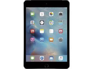 Apple - iPad mini 4 Wi-Fi 128GB - Space Gray Model: MK9N2LL/A Tablet PC