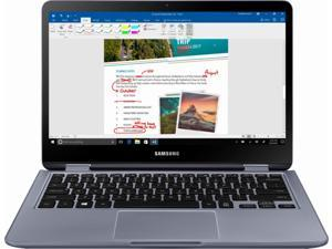 Samsung Notebook Laptop 7 NP730QAA-K01US Spin Tablet Touchscreen i5 8GB 256GB SSD