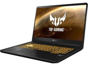 "ASUS FX705DT-DR7N8 17.3"" Gaming Laptop - AMD Ryzen 7 - 8GB Memory - NVIDIA GeForce GTX 1650 - 512GB Solid State Drive - Black Notebook PC Computer"