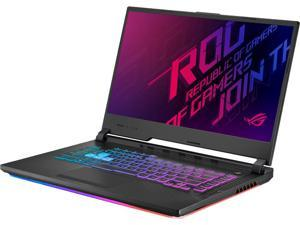 "ASUS ROG Strix G GL531GU-WB53 Gaming Laptop - 15.6"" FHD 120 Hz, GeForce GTX 1660 Ti, Intel Core i5-9300H, 8 GB DDR4, 512 GB SSD, RGB KB, Windows 10"