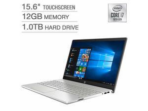 "HP Pavilion 15.6"" Touchscreen Laptop - 10th Gen Intel Core i7-1065G7 - 1080p 15-cs3065cl Notebook PC Touch Screen 12GB Memory 1TB Hard Drive i7 10th Gen"
