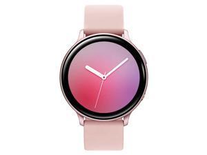 Samsung Galaxy Active 2 Smartwatch 44mm - Pink Gold - Bonus Charging Cable SM-R820NZDCXAR Smart Watch