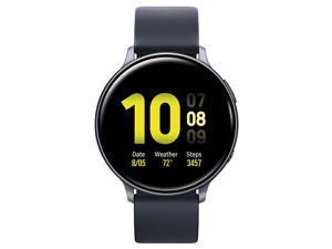 Samsung Galaxy Active 2 Smartwatch 44mm - Black - Bonus Charging Cable Smart Watch SM-R820NZKCXAR