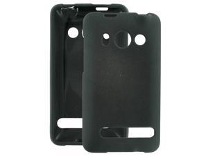 HTC Evo 4G Hard Snap-On Case - Black