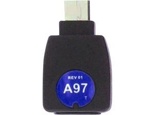 iGo A97 Micro-USB Power Tip for Cell Phone and Headsets with Micro-USB Port (Black) - 6600697-01-1