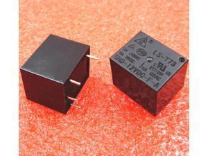 5pcs 12V Relay LS-T73 SHD-12VDC-F-A 10A 240VAC 4 PINS