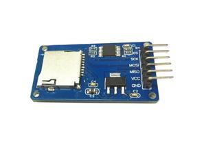 Micro SD card Module mini TF card reader SPI interface For Arduino