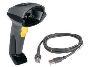 Symbol DS6708 Barcode Scanner and USB Cable (Value: Scans 1D, 2D, QR, Phone & Computer Screen Bar Codes)