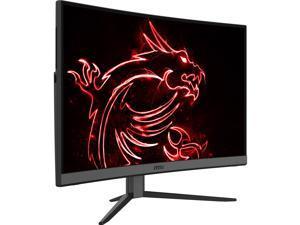 "MSI Optix MAG272C 27"" Full HD 1920 x 1080 1ms (MPRT) 165Hz 2xHDMI DisplayPort USB Type-C AMD FreeSync USB 2.0 Hub Anti-Glare Backlit LED Curved Gaming Monitor"