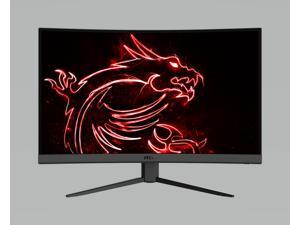"MSI Optix G32C4 31.5"" 1920 x 1080 1 ms (MPRT) / 4 ms (GTG) 165 Hz HDMI, DisplayPort FreeSync (AMD Adaptive Sync) Curved Gaming Monitor"