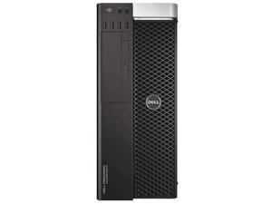 Dell Precision T5810 Mid-Tower Workstation - Intel Xeon E5-2643 v3 3.4GHz 6 Core Processor, 8GB DDR4 Memory, 500GB HDD, Nvidia Quadro M4000 Graphics Card, Windows 10 Pro