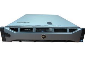 2X Intel Xeon E5-2630 V2 2.6GHz 6C 2X 600GB 10K SAS 2.5 32GB DDR3 Certified Refurbished PERC H310 iDRAC 7 Express Dell PowerEdge M620 2-Bay SFF Blade Server
