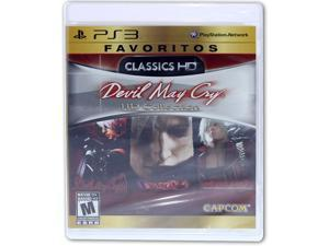 Devil May Cry HD Collection - Playstation 3