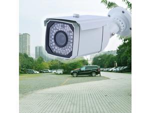 1000TVL 2.8-12mm Varifocal Zoom Outdoor Weatherproof CCTV Security Camera