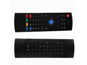 2.4G Remote Control Air Mouse Wireless Keyboard for MX3 Android Mini PC TV Box