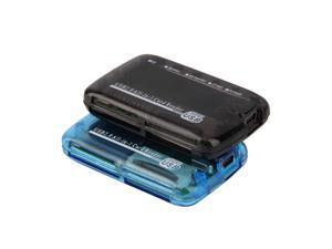 Mini High Speed 26 in 1 USB2.0 Multi Memory Card Reader For SD XD MMC CF FF