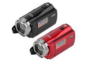 720P HD 16MP Digital Video Camcorder Camera DV DVR 2.7'' TFT LCD 16x Zoom Black