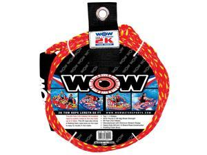WOW WATERSPORTS 2K 60' TOW ROPE